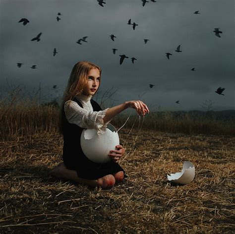 darkly beautiful photos that capture the wonder and pain of the human condition designtaxi com