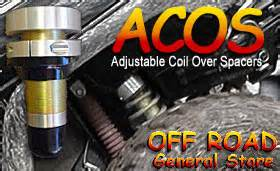 rockcrawlercom  road general store adjustable coil