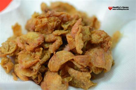 chicken skin chicharon recipe