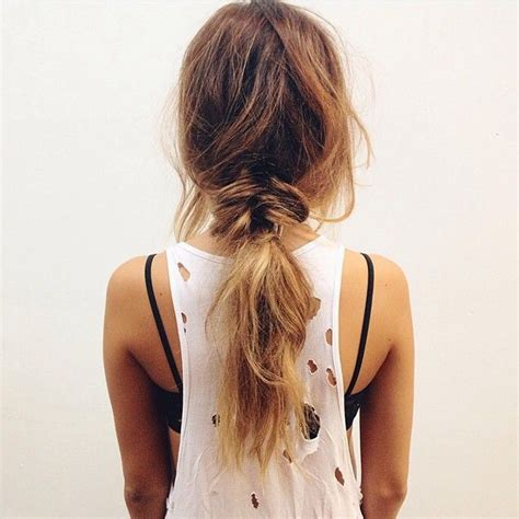 25 absolutely new and easy hairstyles to try in 2018 50 pretty easy messy ponytail hairstyles you can try