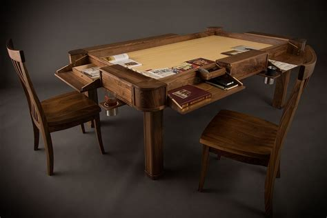 Gaming Dining Table Be Inspired By These Diy Board Gaming Tables Lifehacker Australia