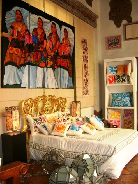 mexican bedroom decorating ideas mexico pendant lights and mexicans on pinterest