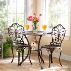 Kirkland Bistro Table Set 1000 Images About Cast Iron Outdoor Furniture On Iron Furniture Irons And Garden