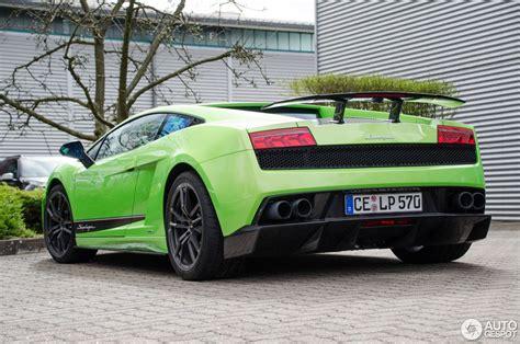 Lamborghini Lp570 4 Superleggera by Lamborghini Gallardo Lp570 4 Superleggera 24 November