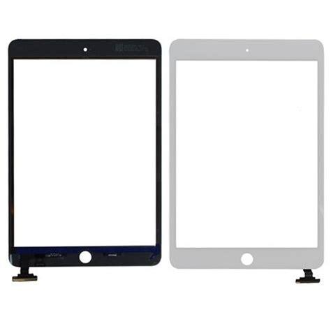 Touchscreen Apple Mini Ori mini 2 preto troca da tela em vidro quebrada preta