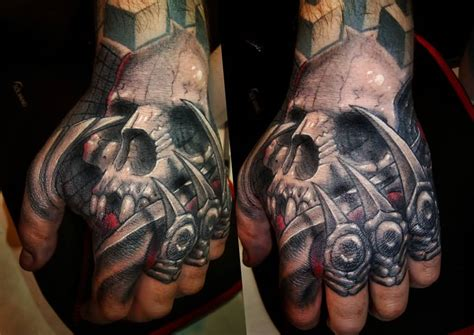 shaded skull tattoo designs 40 skull tattoos designs for