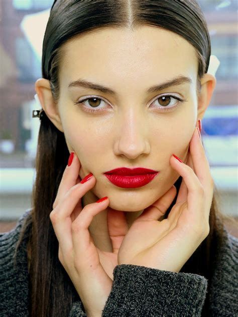 Fall Makeup Trends The Lip by Make Up Trends Herfst Winter 2014 The Musthaves
