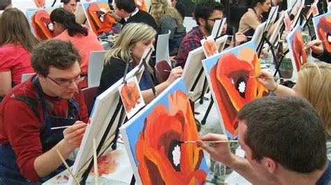 Painting Classes Nyc by Painting Lounge New York Discount Tickets Deal Rush49
