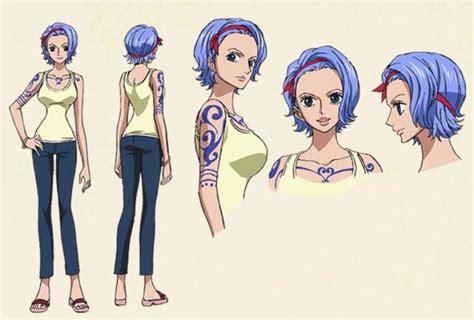 Line Up Characters One Nami nami special kokaishi no namida to nakama no kizuna character design 6 one