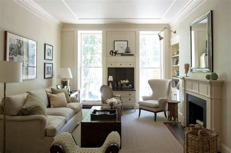 traditional living room manhattan duplex traditional living room new york