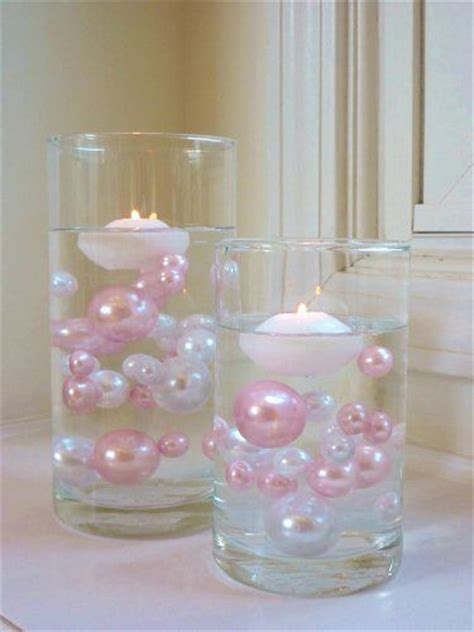 Floating Pearls Vase Fillers floating pearls for vases vase fillers 34 pc pack jumbo