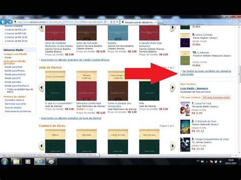 tutorial para baixar livros gratis no site br