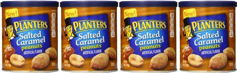 Salted Caramel Peanuts Planters by Will Sell Out Planters Peanuts Salted Caramel 6 Ounce