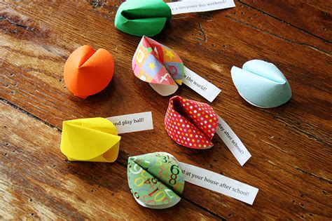easy friendship crafts for friendship fortune cookie family crafts