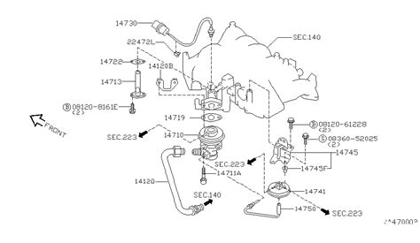 2002 nissan frontier vg33e engine diagram 2002 subaru