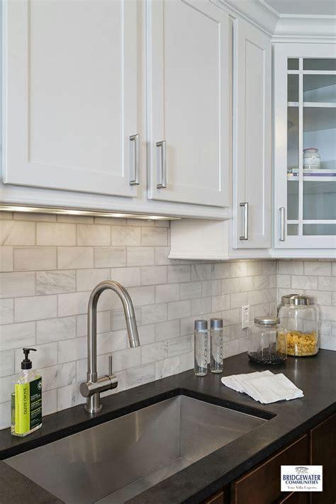 marble tile kitchen backsplash pin by roost real estate on kitchens in 2019 backsplash for white cabinets kitchen backsplash