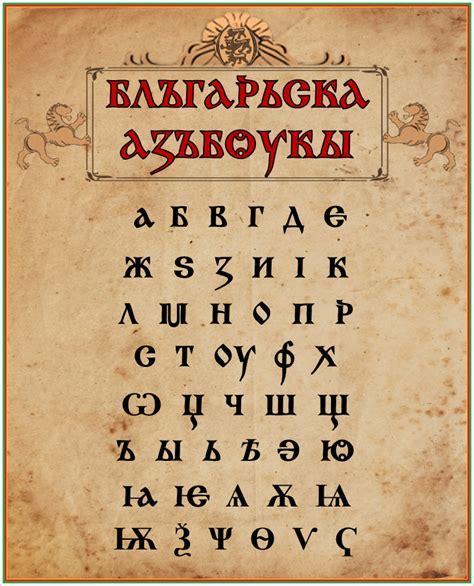 testi filosofici opinions on early cyrillic alphabet