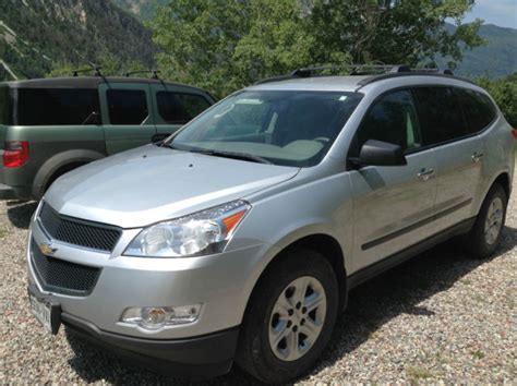 auto air conditioning service 2010 chevrolet traverse head up display 2010 silver awd chevy traverse ls