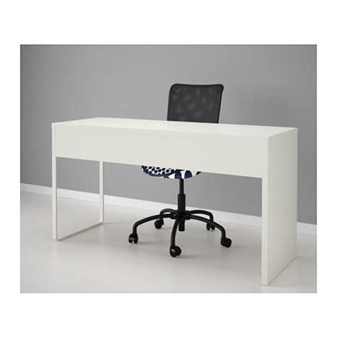 Micke Desk White 142x50 Cm Ikea Ikea Micke White Desk