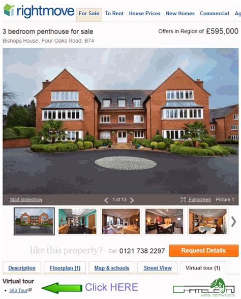 selling a house ex racing car driver selling house with chameleon 360 tour chameleon web services