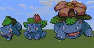 vanilla pokemon pixel art 024 creative mode