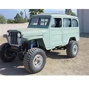 Willys Wagon 1955 1 2 3