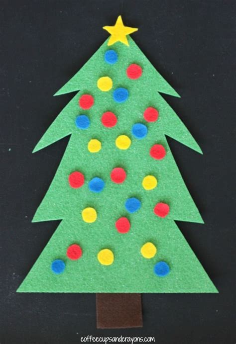 trees felt applique and the o jays on tree decorating felt busy bag trees plays and