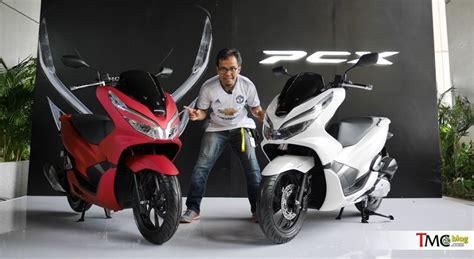 Pcx 2018 Abs Atau Cbs by Harga Cicilan Kredit Honda Pcx Terbaru Model 2018 Elmuha Net