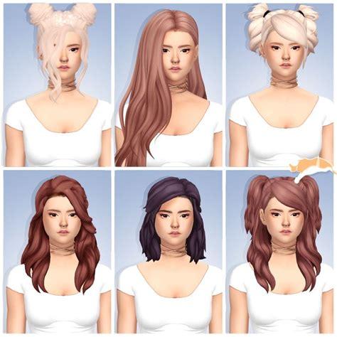 176 besten sims 4 cc hair bilder auf 272 besten sims 4 cc bilder auf die sims sims