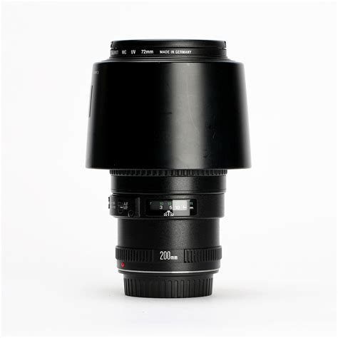 Canon Lensa Ef 200mm F 2 8l Ii Usm canon ef 200mm f 2 8l ii usm hire rent wex rental