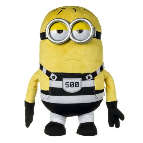 Minion Big minion tom in large plush soft 9079 character