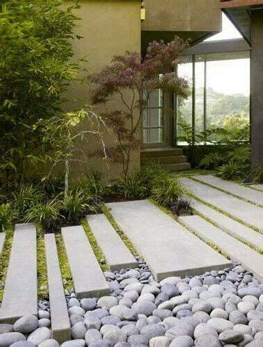 Sted Concrete Backyard Ideas by 29 Best Images About Modern Japanese Landscape Design On