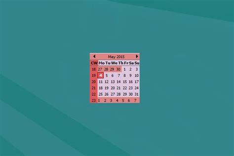 Calendar Desktop Gadget 78 Best Calendar Gadgets Win7 Gadgets Images On