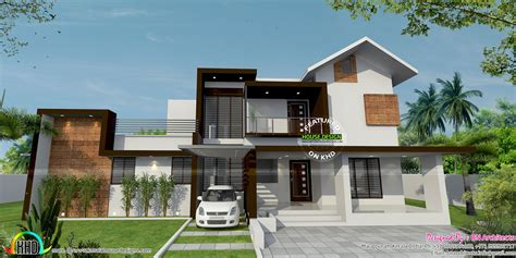 home design plan and elevation floor plan and elevation by bn architects home design simple