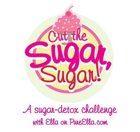 How To Detox From Sugar Cnn by Cut The Sugar Sugar A Sugar Detox Challenge Ella