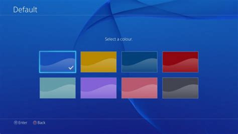 psp themes ps4 custom themes on playstation 4