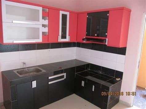 Modena Kitchen Set by Jual Kitchen Set Minimalis Semarang Di Lapak Cv