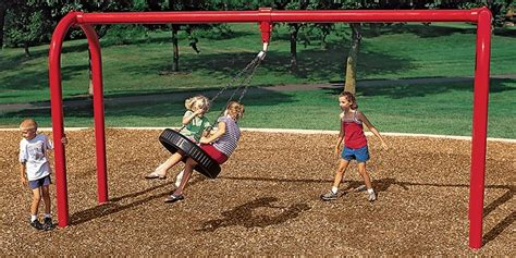 commercial tire swing playground swings for commercial playgrounds