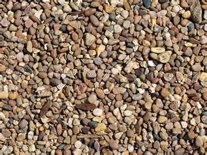 Rock And Gravel Gravel Large Stones Texture