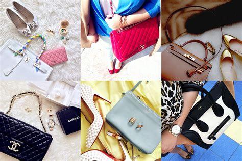 Handbags Instagram instagram handbag mwanwan purseblog