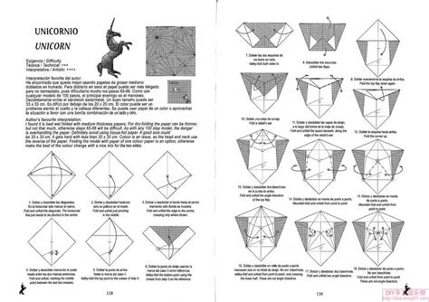 Origami Unicorn Easy - 169 best origami diagrams images on origami