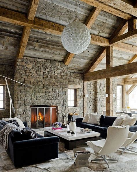rustic living room decorating ideas inspiration for diy rustic decor in your entire home
