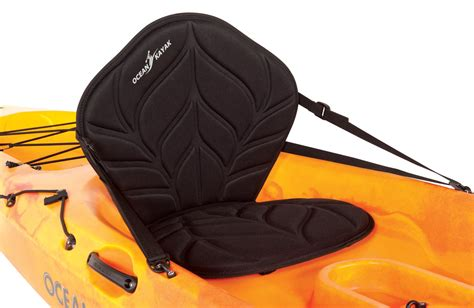 ocean kayak comfort plus seat oceankayak accessories 187 seat backs 187 comfort hybrid