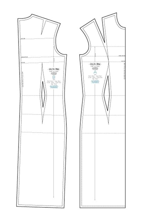 Simple Ladies Pinafore Dress Pattern