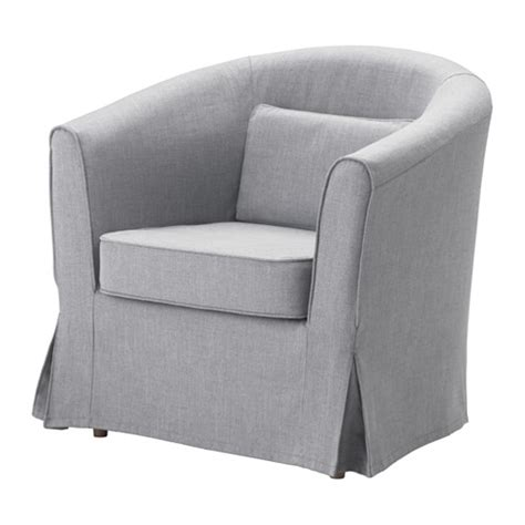 tullsta armchair nordvalla medium grey ikea
