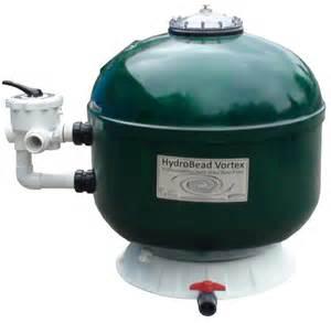 Koi Pond Filter Hydrobead Vortex Bead Filter
