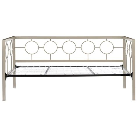 Metal Daybed Frame Astoria Metal Daybed Frame In Daybeds