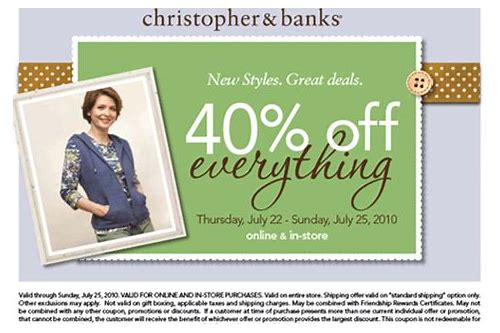 christopher banks coupons printable