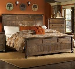 Rustic Bedroom Set - rustic furniture set home decor pinterest