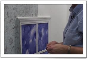 how to wallpaper around windows how to hang wallpaper